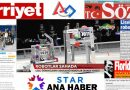 Basında First Robotics Competition